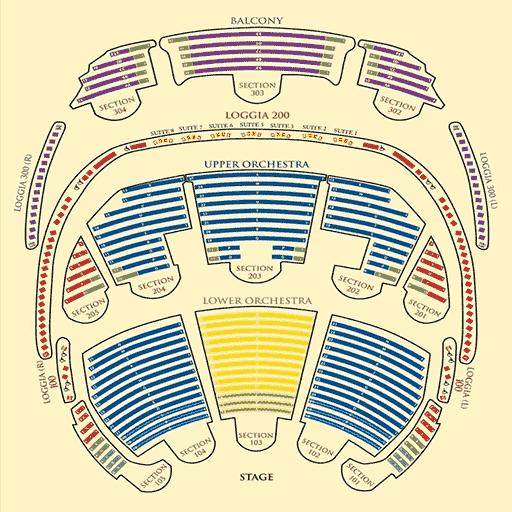 O-Vegas-Seating-Chart